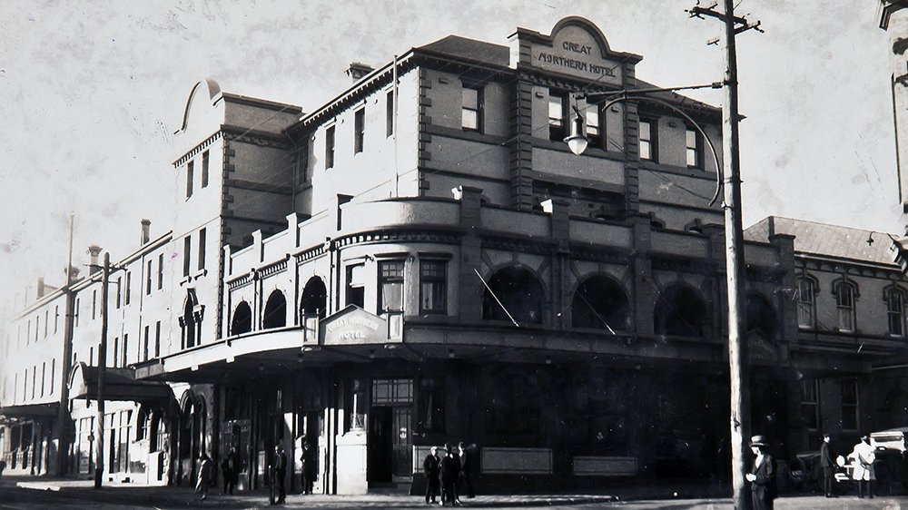 Great Northern Hotel, Newcastle