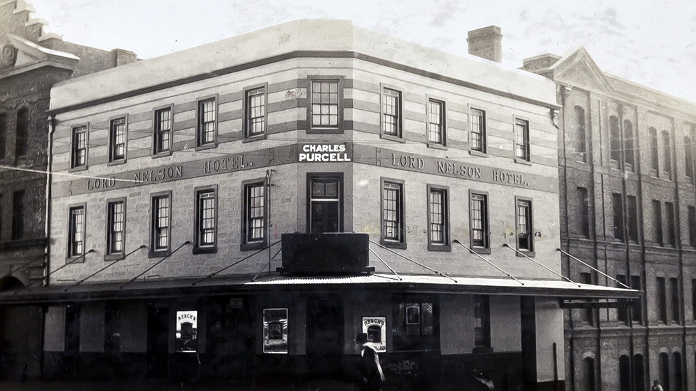 Lord Nelson Hotel, Millers Point